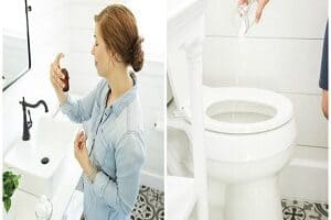 How to Clean The Toilet With Baking Soda