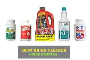 10 Best Drain Cleaner of 2018 – Buyer's Guide & Reviews