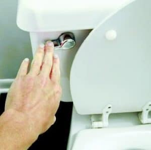 how to make toilet flush stronger