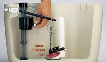 How to Fix a Toilet Flusher