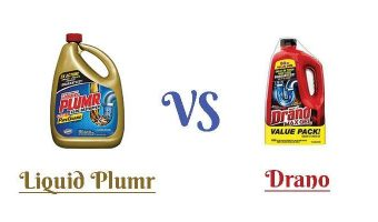 Liquid Plumr vs Drano! Which one is Perfect For you?