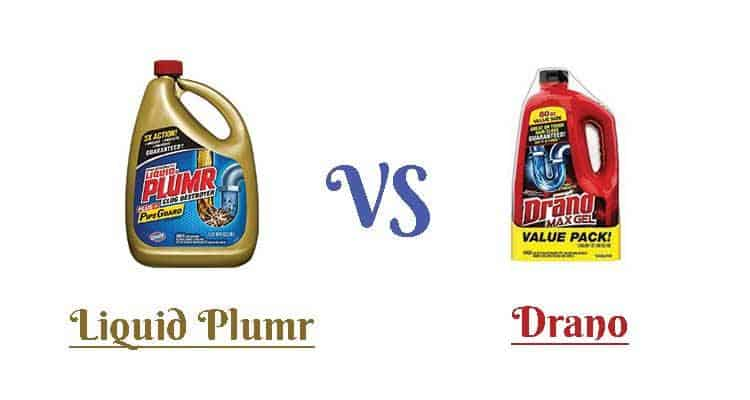 Liquid Plumr Vs Drano Which One Is Perfect For You