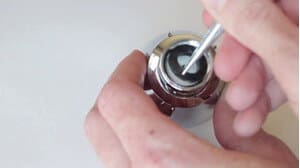 How to Remove a Flow Restrictor from a Shower Head
